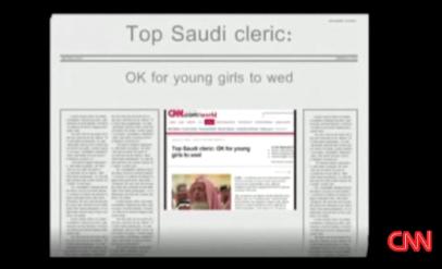 Saudi Man, 47, Marries Girl, 8