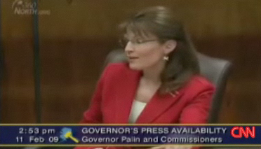 Governor Sarah Palin Mailbombed By Planned Parenthood